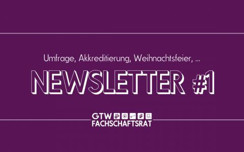 FSR GTW Newsletter #1