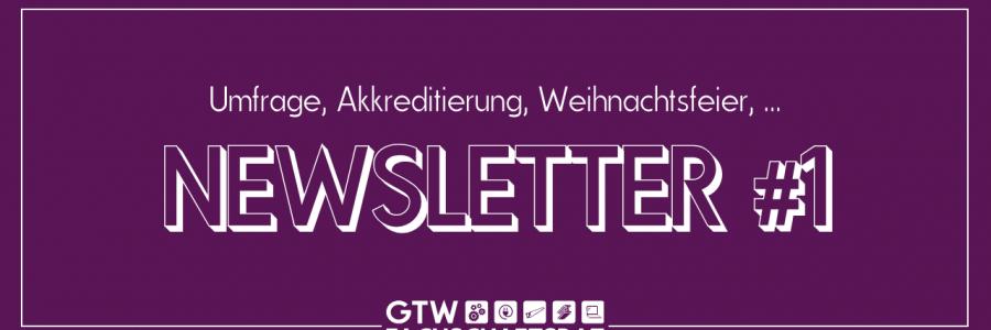FSR GTW Newsletter #1
